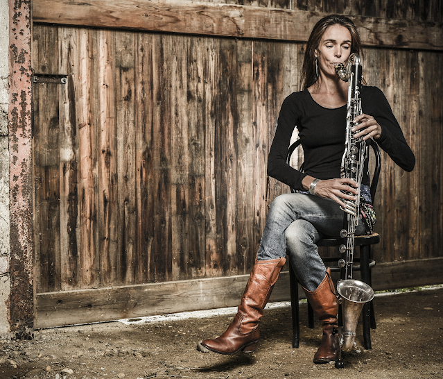 Tara Bouman en entrevista para Clariperu. Clarinete bajo, corno di basseto. Comunidad Clariperu