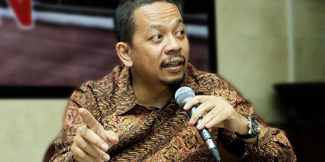 M. Qodari: Pemenang Drama Partai Demokrat Adalah Presiden Jokowi