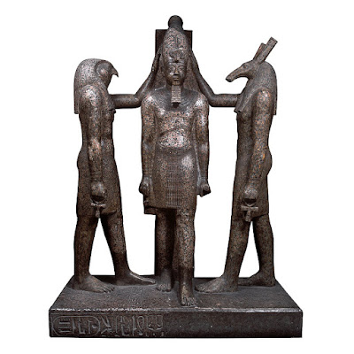 Ancient Egyptian Statues meanings