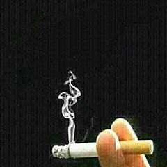 Tutorial Effect Nama Di asap rokok | Picsay Pro