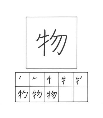 kanji benda