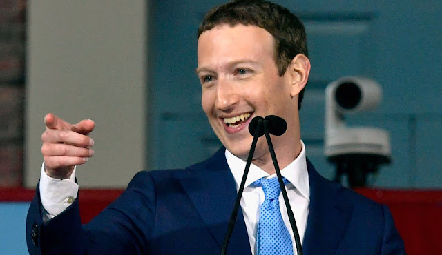 Dipertanyakan Mark Zuckerberg