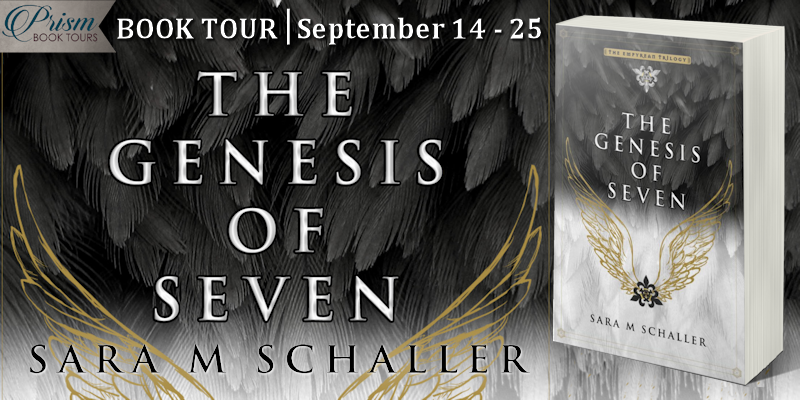 It's the Grand Finale for THE GENESIS OF SEVEN by Sara M. Schaller! #G7Prism