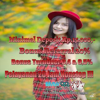 BMWQQ Web Judi Online Teraman Serta Terbaik Indonesia