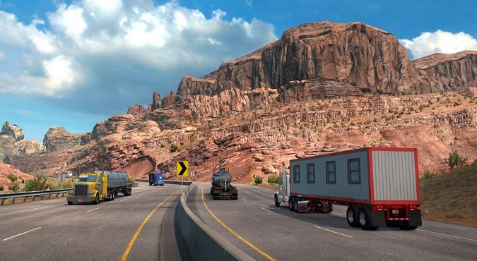 American Truck Simulator ganhará nova expansão do mapa na próxima quinta-feira