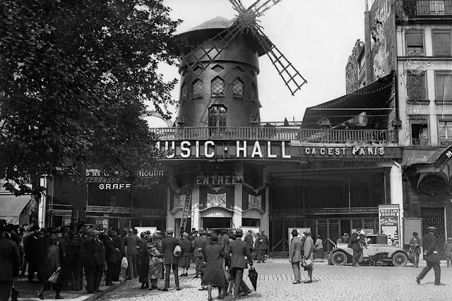 18 Rare And Amazing Vintage Photographs Of The Moulin
