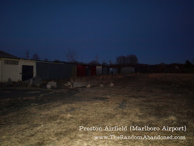preston airfield marlboro airport new jersey abandoned