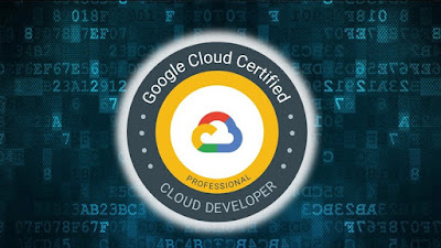 best course for Google Cloud Professional Cloud Developer
