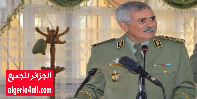 اللواء عمر تلمساني,Général-Major Omar TLEMSANI