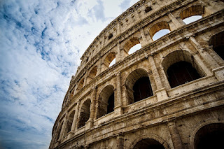 colosseum construction
