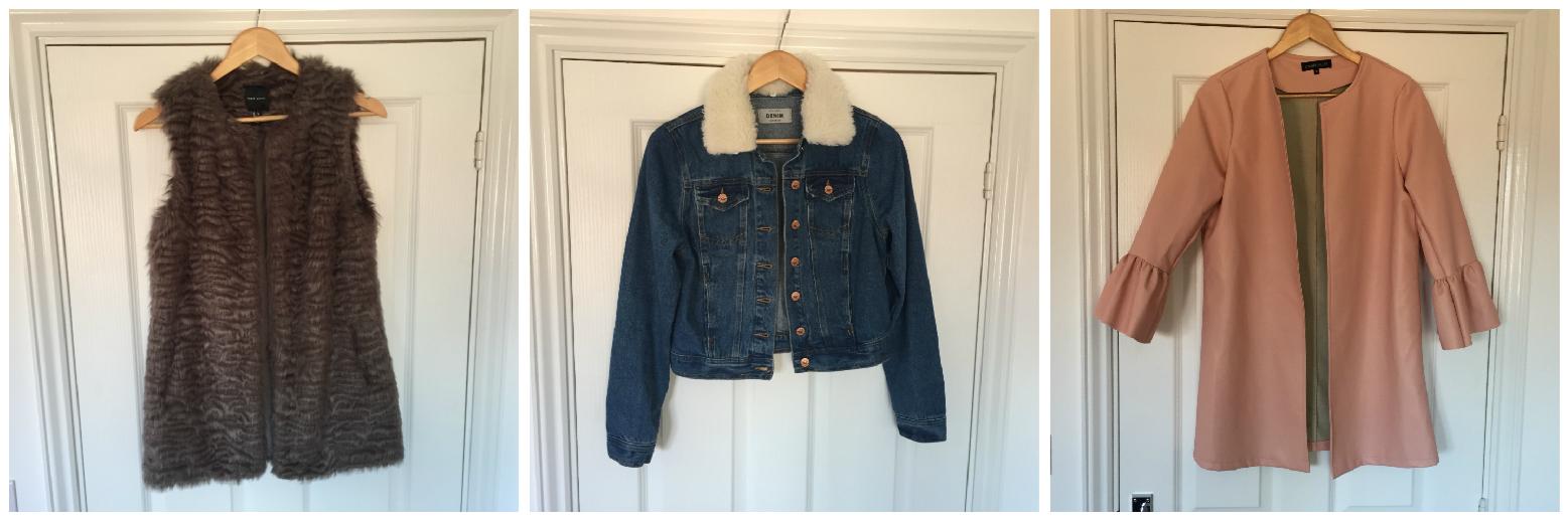 Autumn Jacket Collection   Newlook and Zara