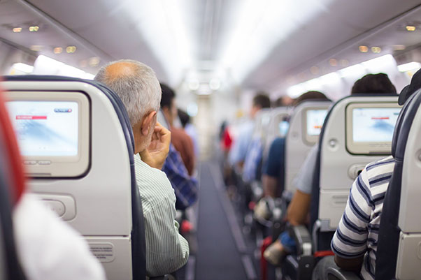 Overbooking is standard practice in the airline industry