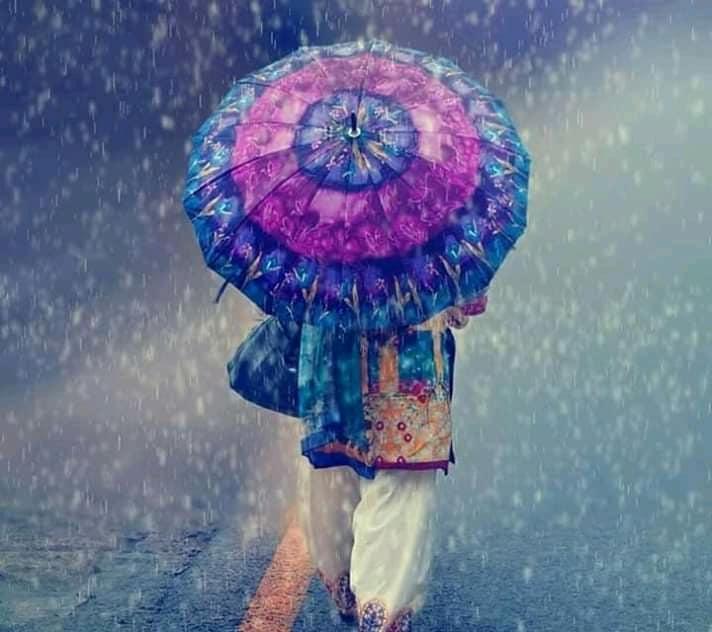 Love Rainy dp for girls 2019