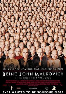 Being John Malkovich (1999) Poster