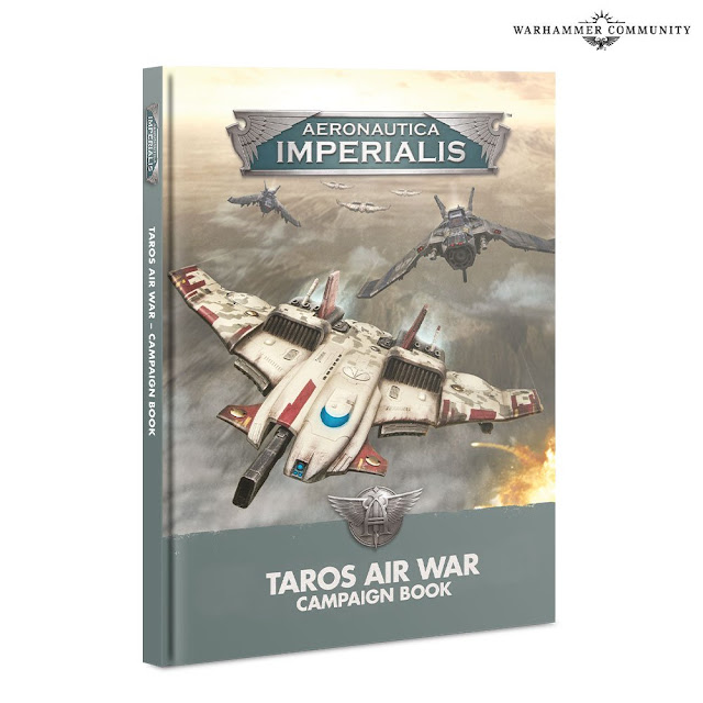 Skies of Fire Libro de Campaña de Taros