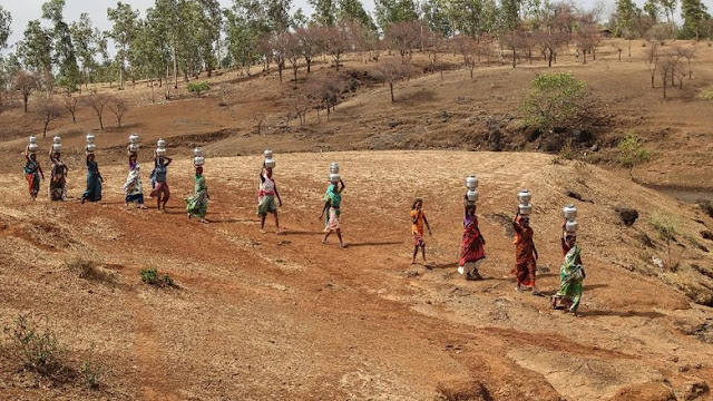Gelombang Panas Ekstrem Menerpa India, Puluhan Orang Tewas