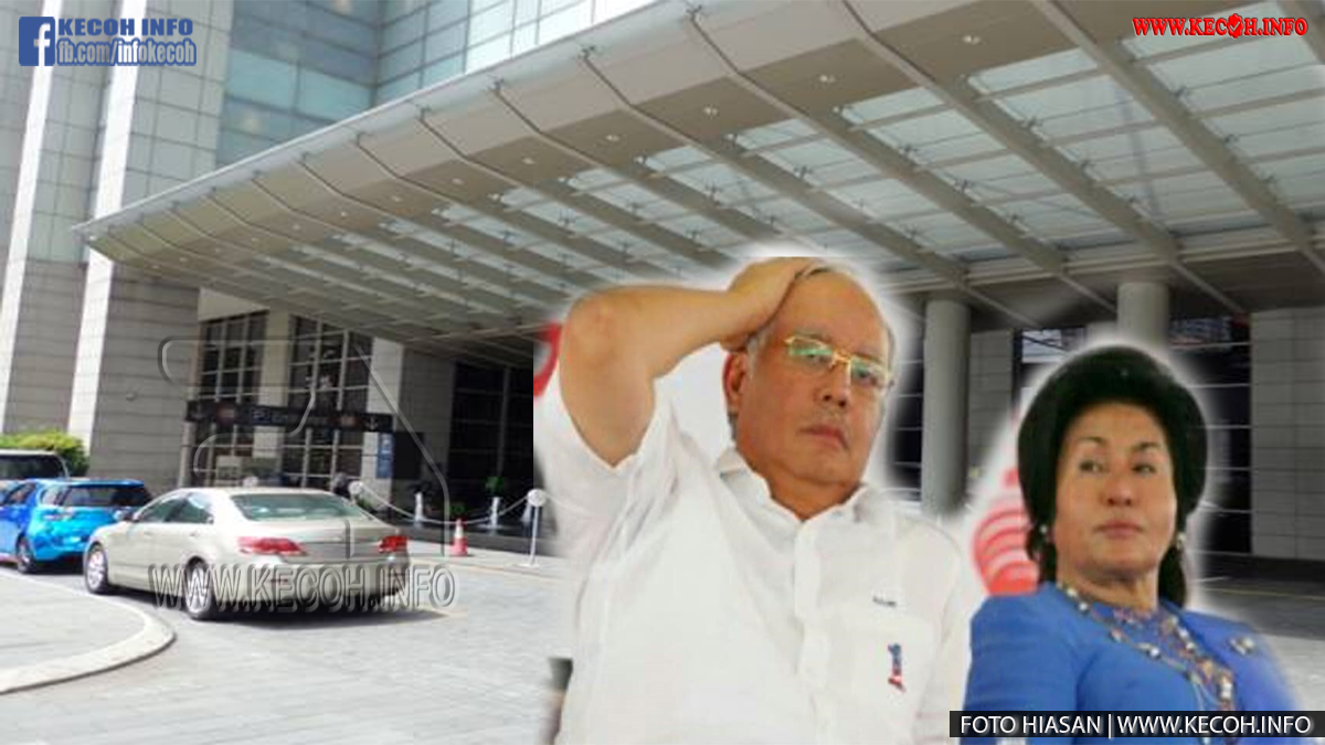 Rumah Kondominium Mewah Najib Dan Rosmah Kena Serbu? Namun Apa Yang Ditemui Amat Mengejutkan
