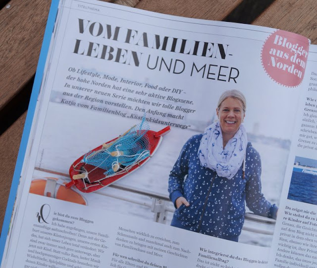 Küstenkidsunterwegs ist im Kielerleben! Als Küstenmami beantworte ich die spannenden Fragen von Fördefräulein Finja zum Bloggen und unserem Familienleben am Meer. Außerdem gibt's noch drei Ausflugstipps!