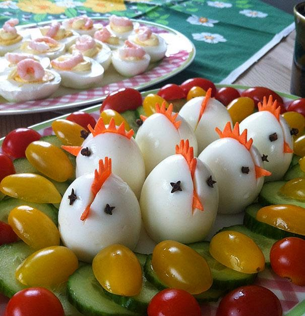 Adorable Easter Themed Snack Ideas