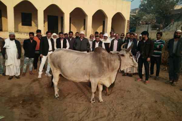 advocate-ln-parashar-visit-faridabad-dhauj-village-girls-sarkari-school