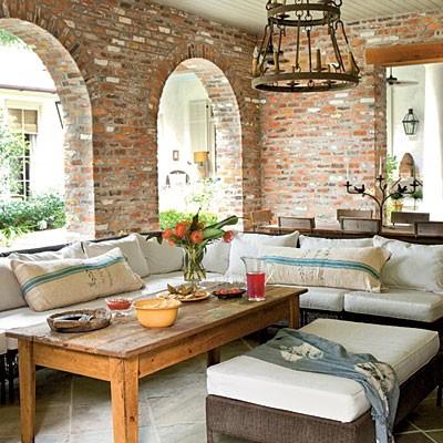 Mi casa entre telas 12 ideas para decorar tu terraza - Pintura para terrazas ...