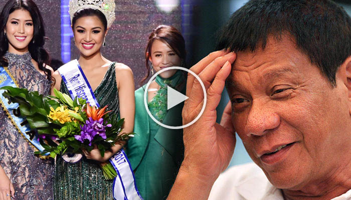 "LOOK: Winwyn Marquez Tells Bolivia, ""We Have the Best President in the World"""