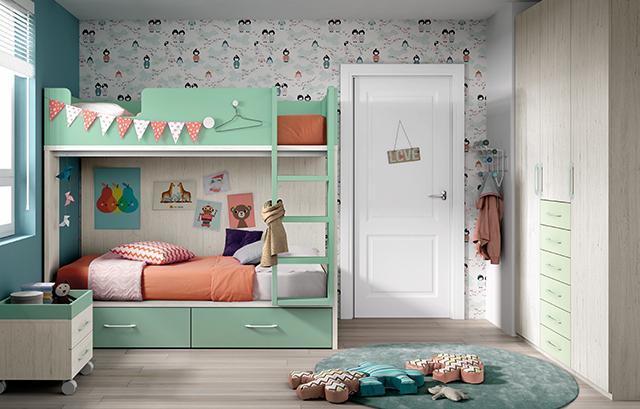 Publicado por xikara muebles en 10 42 no hay comentarios - Dormitorios infantiles madrid ...