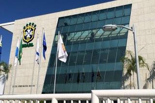 Em meio à paralisação do futebol, CBF concede auxílio financeiro aos árbitros brasileiros