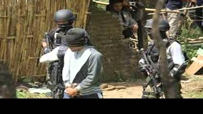 Teroris Vs Polisi