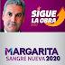 PROMUEVEN EN REDES SOCIALES A MARGARITA Y A GONZALO COMO OPCIONES PARA EL 2020
