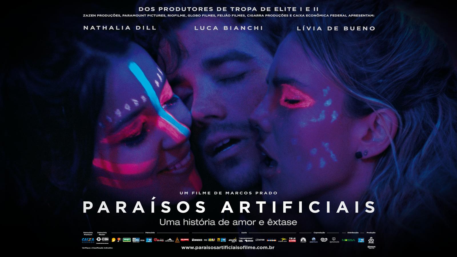 ARTIFICIAIS FILME PARAISOS BAIXAR