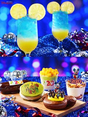 Disney, HKDL, Hong Kong Disneyland, Disney Parks, 香港迪士尼樂園, 香港迪士尼樂園度假區, 迪士尼奇妙倒數派對, Disney New Year's Eve Countdown Party, Countdown, F&B