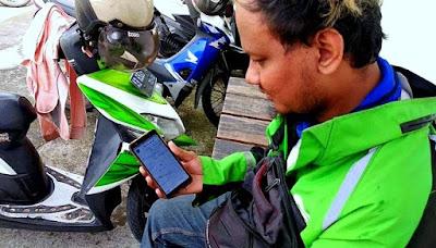 Bantuan Pendapatan Rp 1.400.00 Bagi Mitra Gojek