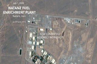 Negara Syiah Iran Mulai Bangun Fasilitas Nuklir Bawah Tanah