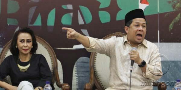 Fahri Hamzah: Pembubaran HTI Harus Lewat Pengadilan