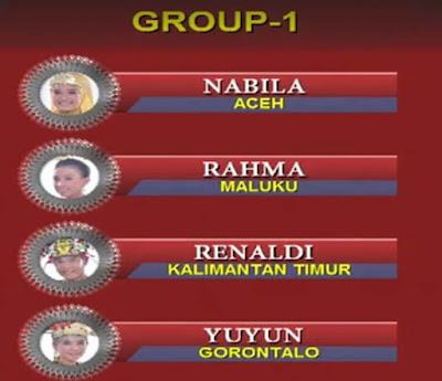 Pembagian Grup Top 27 Besar Liga Dangdut Indonesia