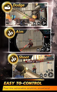 Download Point Blank Mobile For Android Apk (Unreleased) v0.20.0 Terbaru 2016