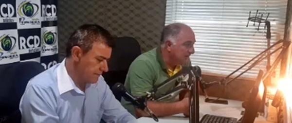 Mato Rico: Prefeito eleito de Mato Rico, Edelir Ribeiro, participa de entrevista na Rádio Princesa