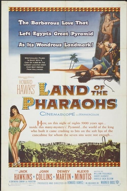 [HD] Land der Pharaonen 1955 Ganzer Film Deutsch - Filme