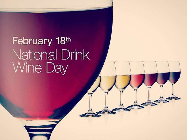 National Drink Wine Day Wishes Awesome Images, Pictures, Photos, Wallpapers
