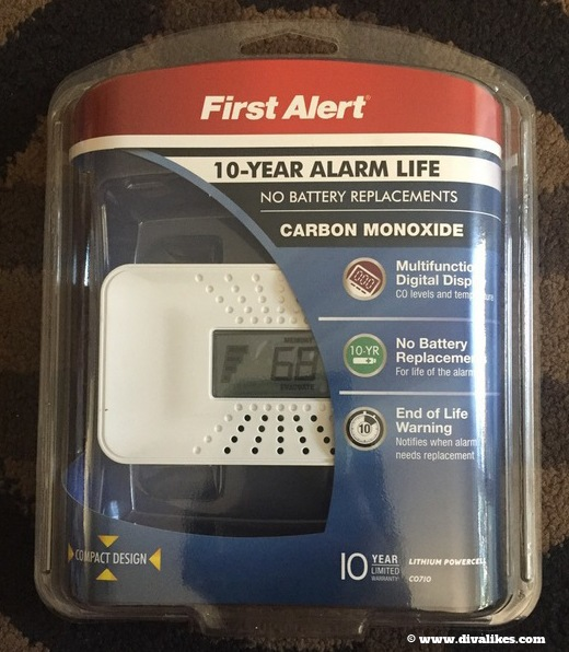 First Alert Carbon Monoxide