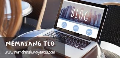 memasang top level domain