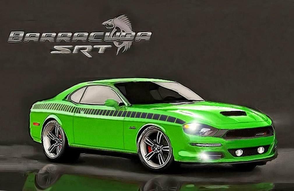 2016 Dodge Barracuda >> Sports Cycle 2016 Dodge Barracuda Review