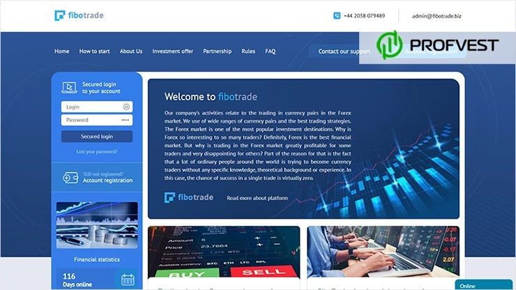 FiboTrade обзор и отзывы HYIP-проекта