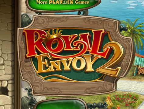 لعبة Royal Envoy