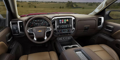 Sneak Peek at the 2018 Chevrolet Silverado 1500