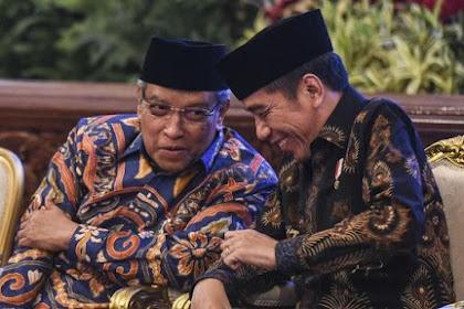 Dikabarkan Jadi Menteri Agama, Said Aqil Mengaku Belum Dihubungi Jokowi