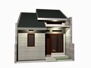 kali ini ada request dari saudara kita yang ingin membangun rumah dengan lahan yang cukup Desain Dan Denah Rumah Minimalis Ukuran 5x10m