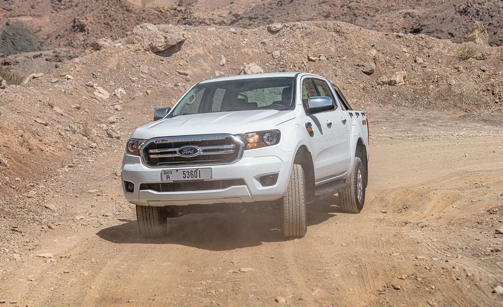 5 bí quyết giúp chủ xe thách thức mọi giới hạn địa hình cùng Ford Ranger