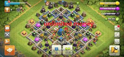 Clash Of Clans Mod Apk 13.180.16